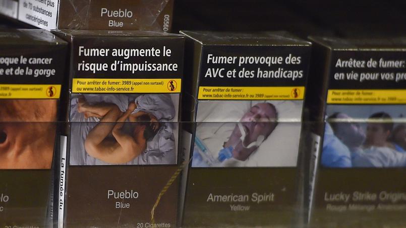 Tabak Frankreich