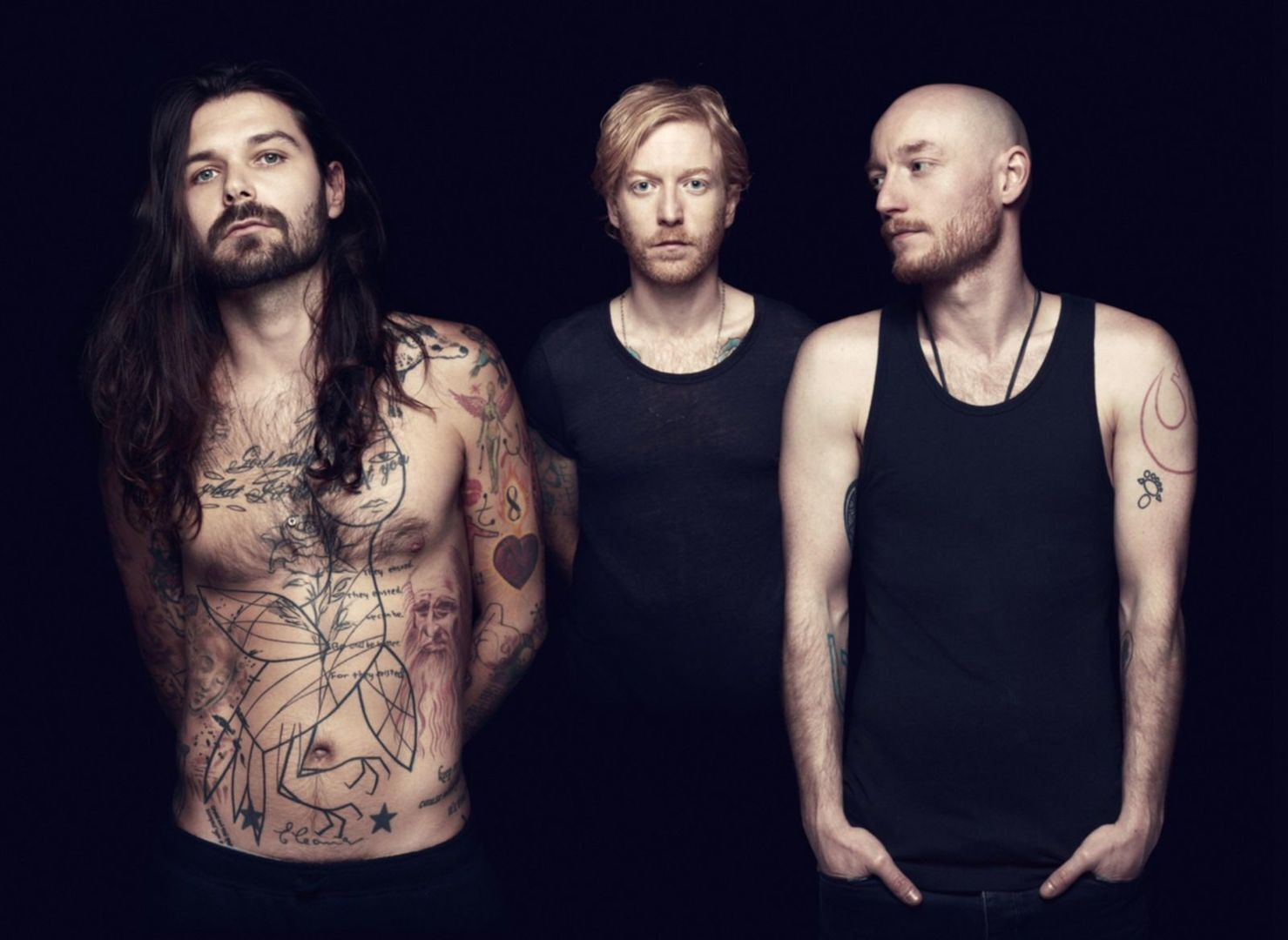 Biff Clyro - Rock Night 2019 Heitere