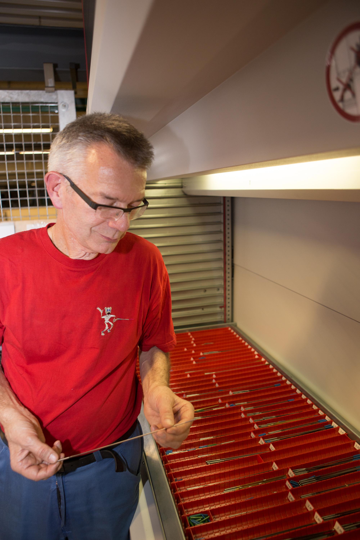 Markus Bär, Firma Tiefbohrbär Rothrist