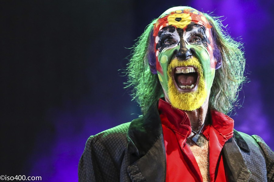 Arthur Brown in Concert